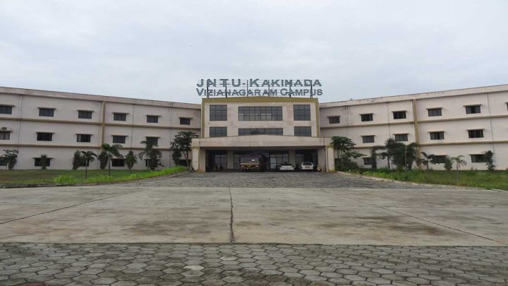JNTUK University College of Engineering, Vizianagaram, Jawaharlal Nehru Technological University