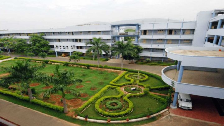 Gayatri Vidya Parishad College of Engineering