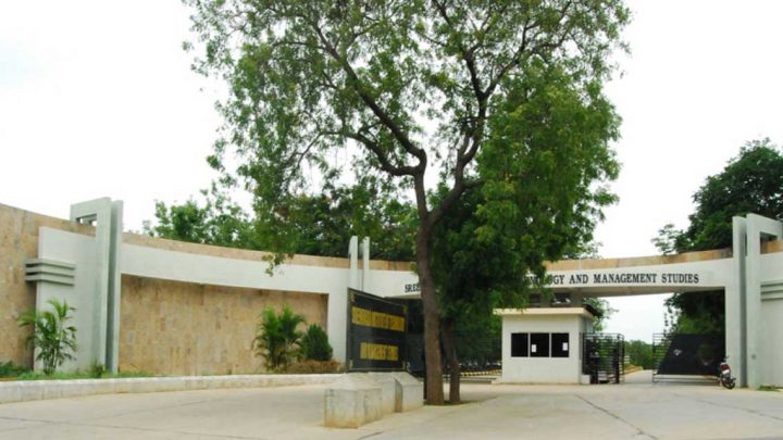 Sreenivasa Institute of Technology and Management Studies