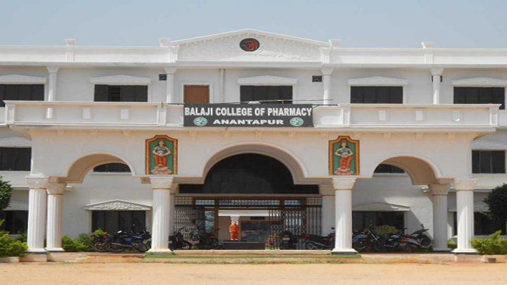 Balaji College of Pharmacy