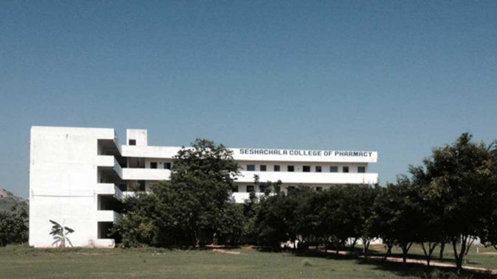 Seshachala College of Pharmacy