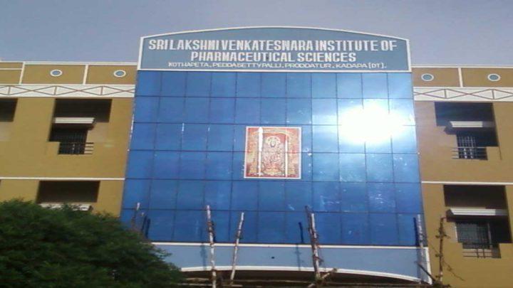 Srilakshmi Venkateswara Institute of Pharmaceutical Sciences