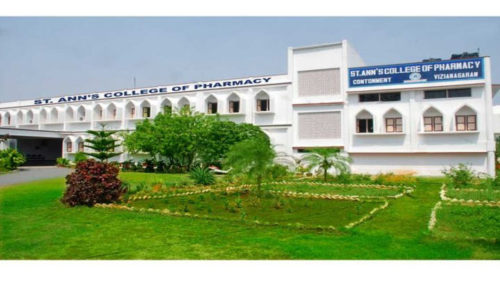 St. Anns College of Pharmacy, Vizianagaram