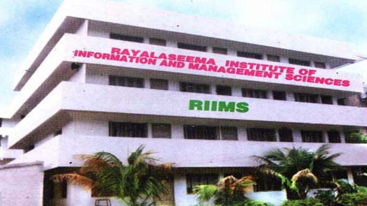 Rayalaseema Institute of Information and Management Sciences