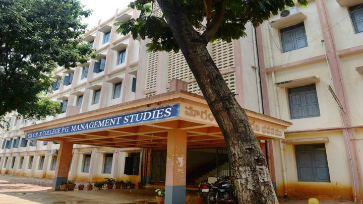Sir CRR College PG Management Studies