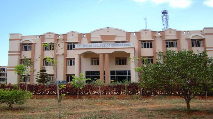 Sri Sivani College of Engineering