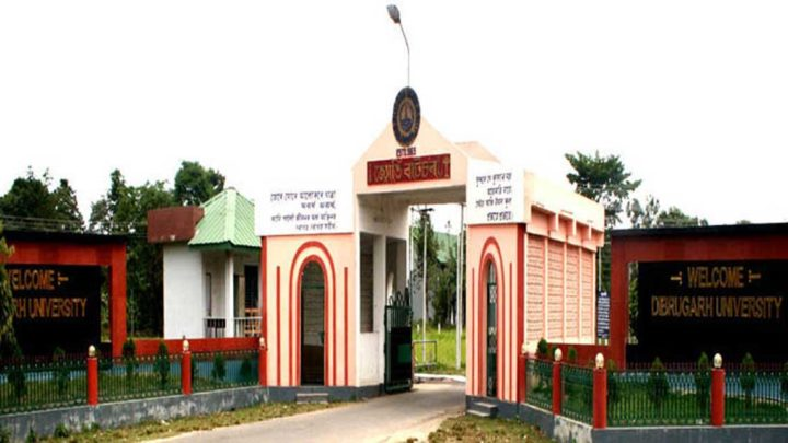 Department of Pharmaceutical Sciences, Dibrugarh University