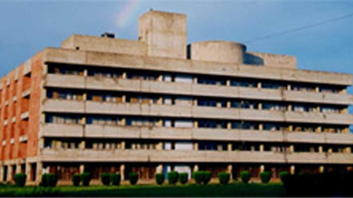 Dr. S.S. Bhatnagar University Institute of Chemical Engineering and Technology, Panjab University, Chandigarh