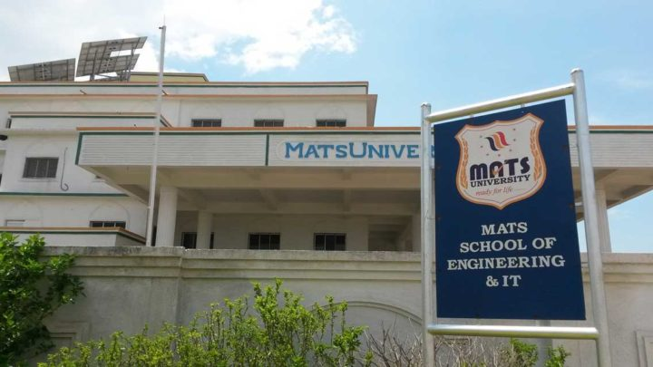 School of Engineering and Information Technology, MATS University