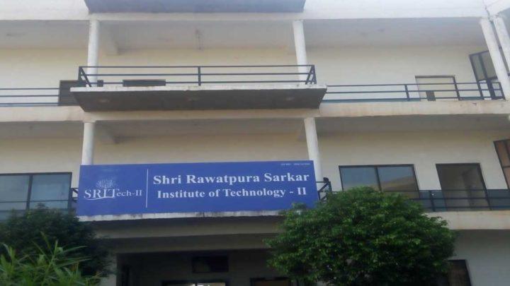 Shri Rawatpura Sarkar Institute of Technology -II