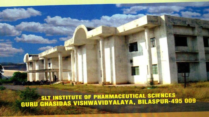 Smt. SLT Institute of Pharmaceutical Sciences