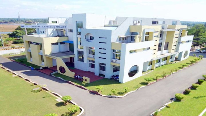 SSR Institute of Management & Research