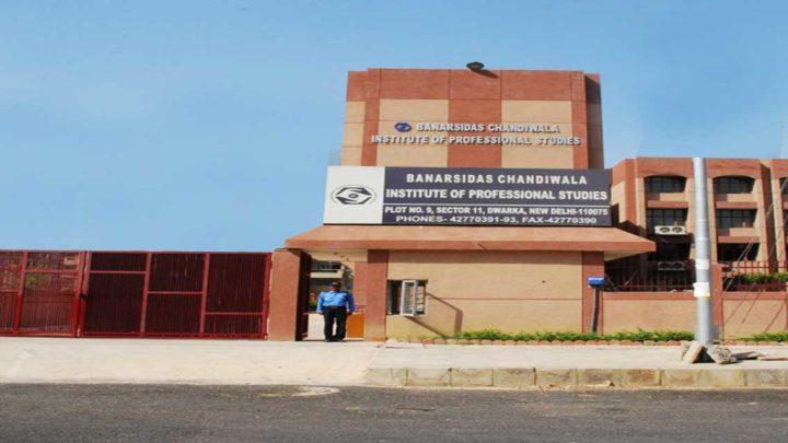 Banarsidas Chandiwala Institute of Professional Studies