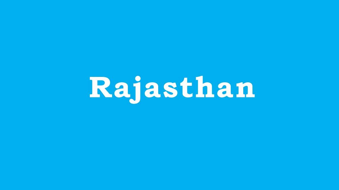 Pharmacy Colleges in Rajasthan