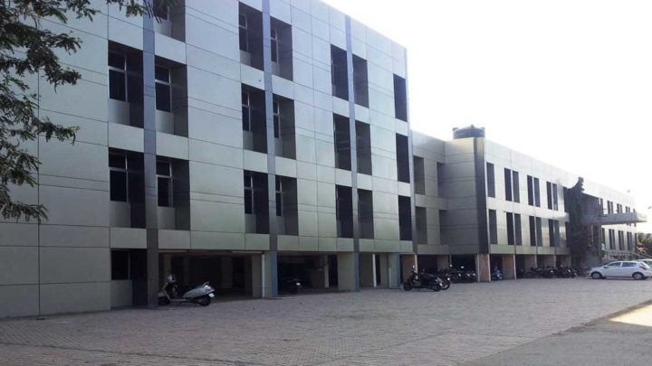 B.K Mody Government Pharmacy College