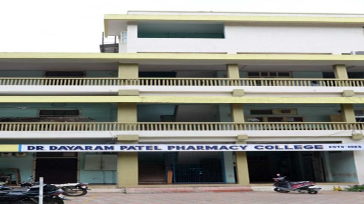 Dr. Dayaram Patel Pharmacy College
