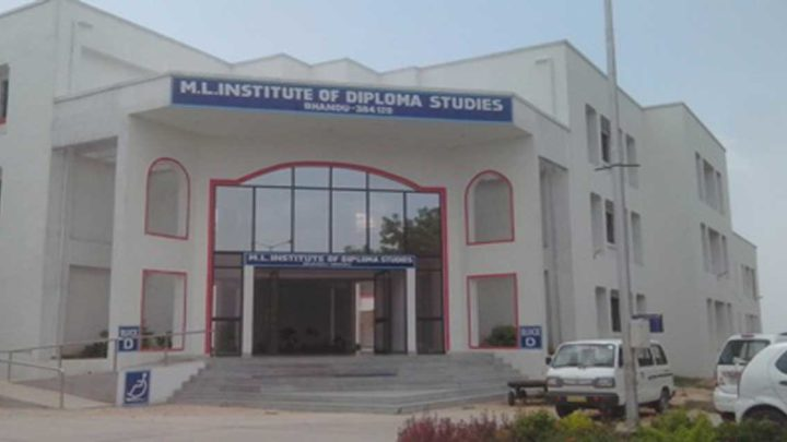M.L Institute of Diploma Studies, Bhandu