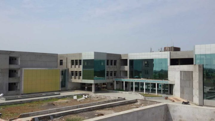 Shri J.M. Sabva Institute of Engineering & Technology