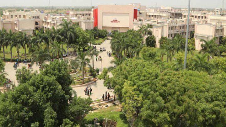 Parul Institute of Pharmacy