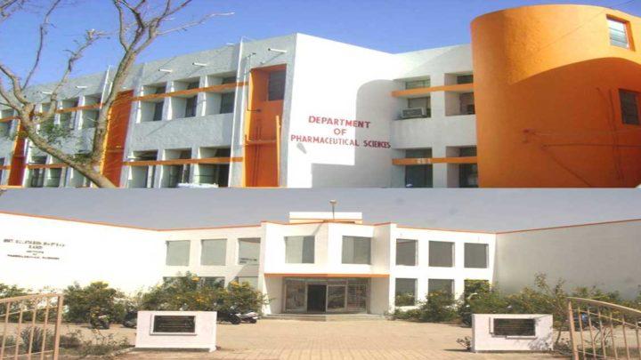 Saurashtra University, Department of Pharmaceutical Sciences