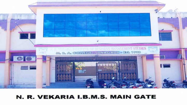 N.R Vekaria Institute of Business Management Studies