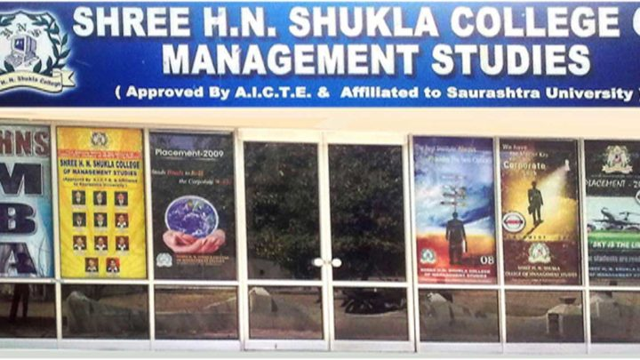 Shree H.N Shukla College of Management Studies