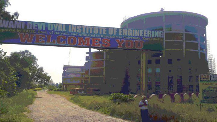 Swami Devi Dyal Institute of Engineering
