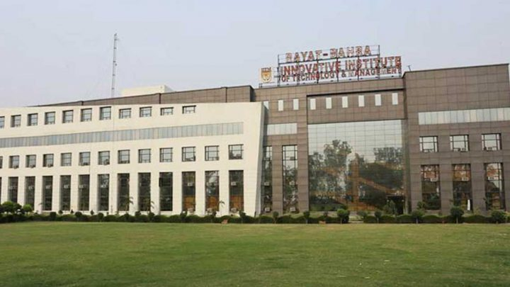 Innovative Institute of Technology & Management