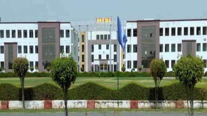 Meri College Of Engineering And Technology