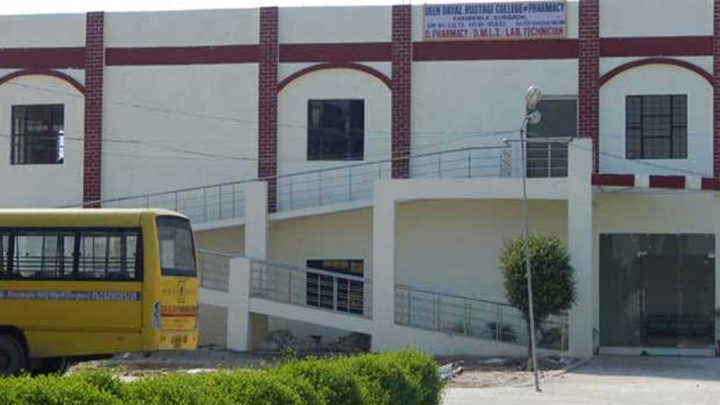 Deen Dayal Rustagi College of Pharmacy