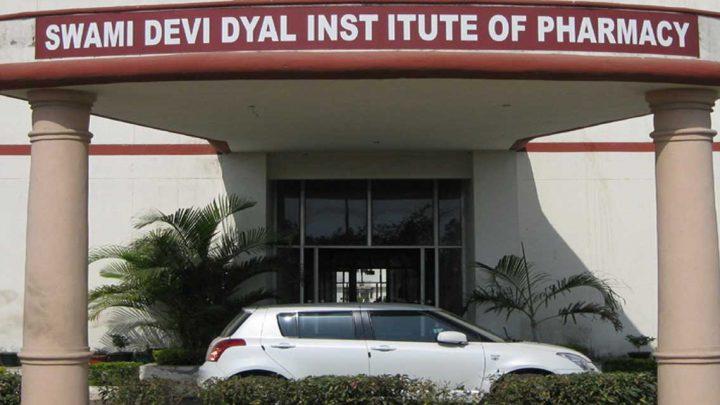 Swami Devi Dyal Institute of Pharmacy