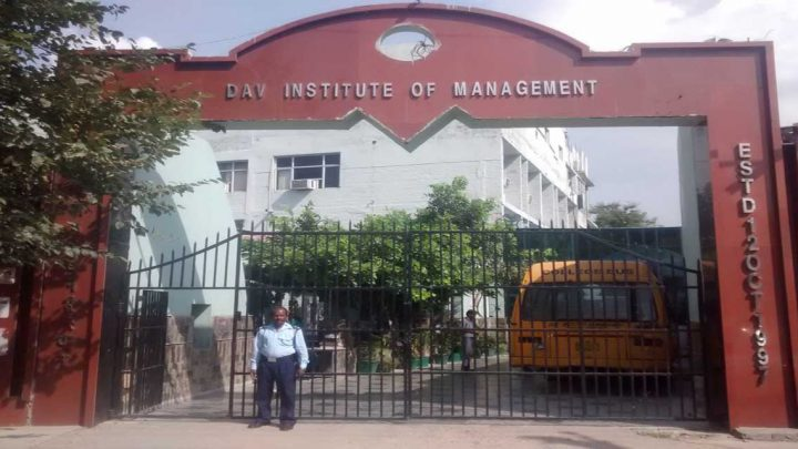 Dav Institute of Management