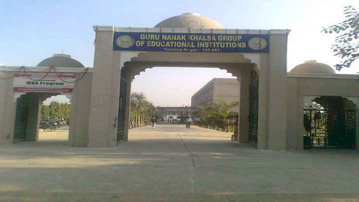 Guru Nanak Khalsa Institutes of Technology and Management Technical Campus, Yamuna Nagar