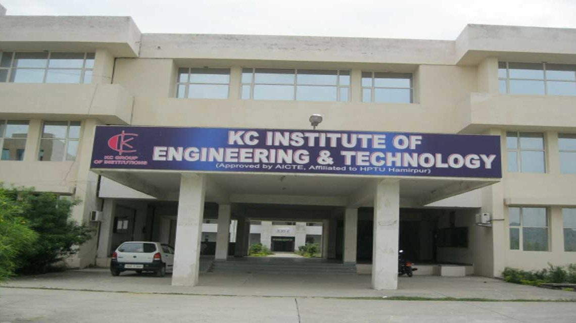 K.C Group of Research & Professional Institutes, Pandoga