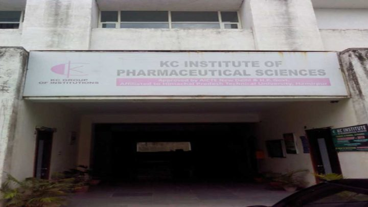KC Institute of Pharmaceutical Sciences