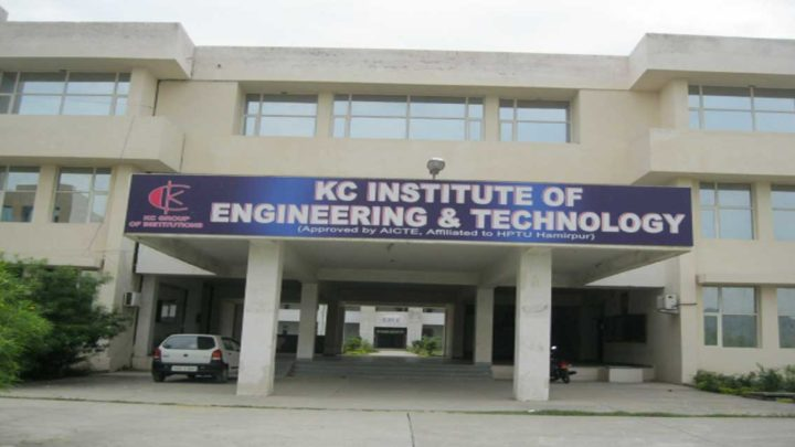 K.C Group of Research & Professional Institute, Pandoga