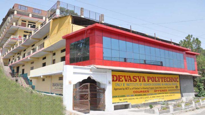Devasay Polytechnic, Hamirpur