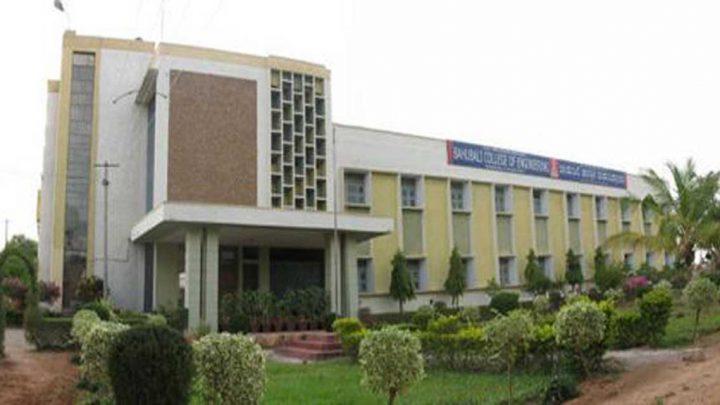 Bahubali College of Engineering