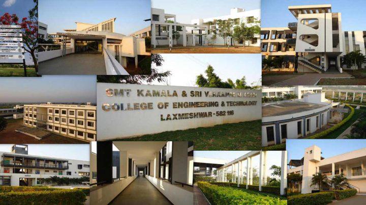 Smt. Kamala and Sri Venkappa M. Agadi College of Engineering & Technology