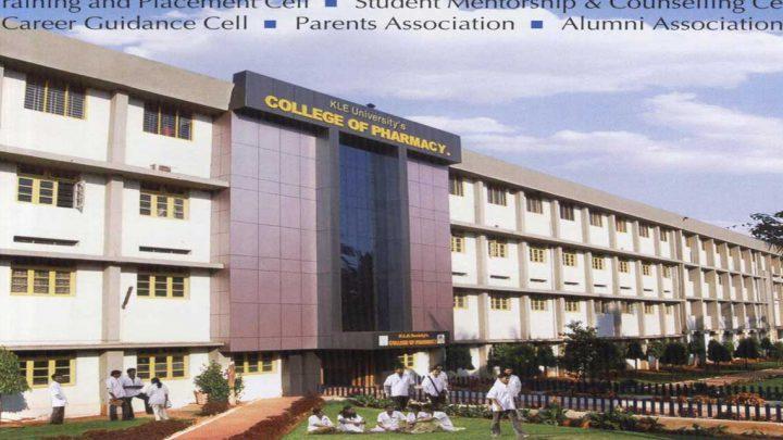 KLES College of Pharmacy, Hubli