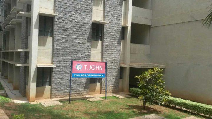 T. John College of Pharmacy