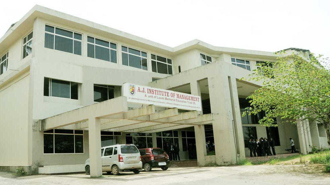 A.J Institute of Management