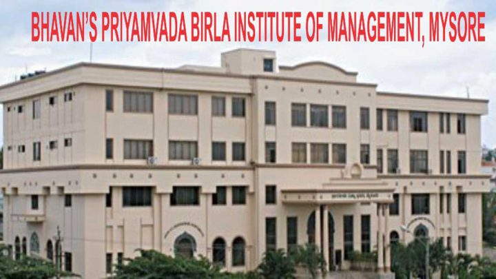 Bhavans Priyamvada Birla Institute of Management