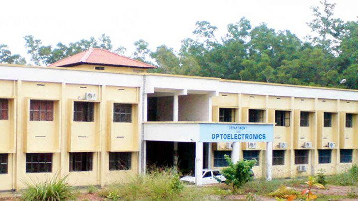 Department of Optoelectronics, University of Kerala