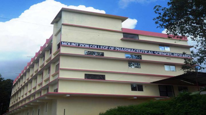 Mount Zion College of Pharmaceutical Sciences & Research