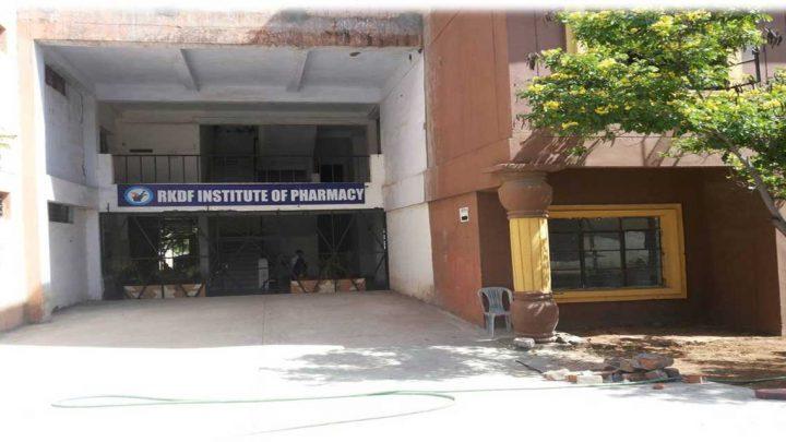 RKDF Institute of Pharmacy