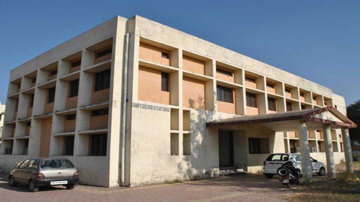 School of Instrumentation, Devi Ahilya Vishwavidyalaya