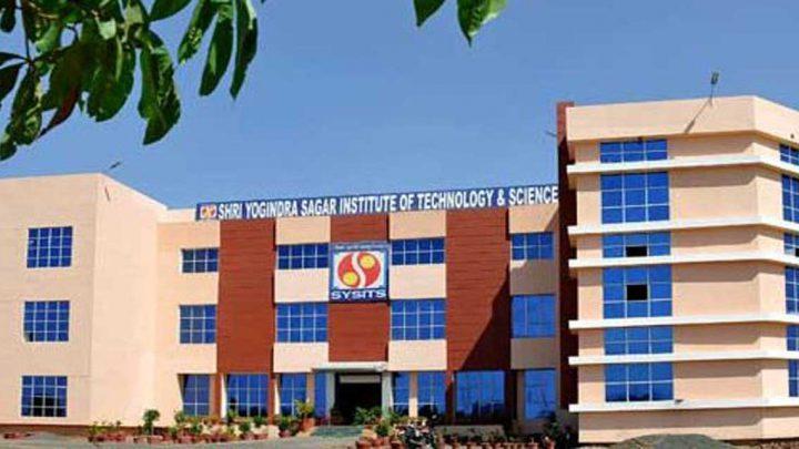 Shri Yogindra Sagar Institute of Technology & Science