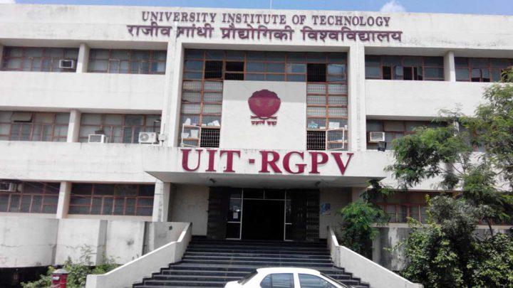 University Institute of Technology, Rajiv Gandhi Prodoyogiki Vishwavidyalaya (RGPV), Bhopal