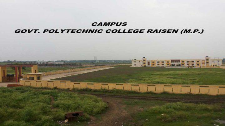 Government Polytechnic College, Raisen